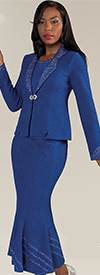Liorah Knits 7162 Womens Knit Suits