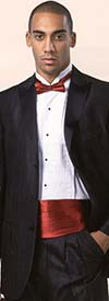 Longstry New York T812 Mens Three Button Tuxedo