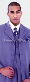 Longstry New York 2042V Mens Suit 