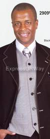 Longstry New York 2909V Mens Suit 