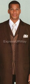 Longstry New York 3106V Mens Suit 