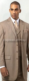 Clearance Longstry New York 5263V Mens Suit