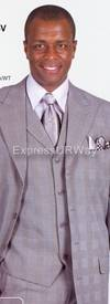Longstry New York 5265V Mens Suit 