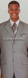 Longstry New York 5802 Mens Suit 