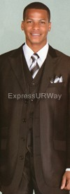 Longstry New York 5906V Mens Suit