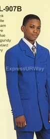 Longstry BL907B Boys Suit