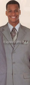 Clearance Longstry New York 5802K Mens Suit