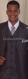 Clearance Longstry New York 5802V5 Mens Suit
