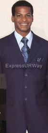 Clearance Longstry New York 803W Mens Suit