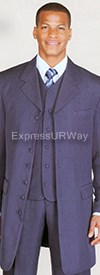 Clearance Longstry New York 2475V / 7903V Mens Suit