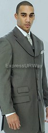 Clearance Longstry New York 2908V Mens Suit
