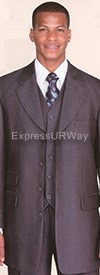 Clearance Longstry New York 2913V Mens Suit