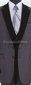 Clearance Longstry New York 57024 Mens Suit