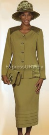 Clearance Lyndas New York L391 Womens Suit