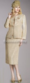 Moshita 6014 Womens Church Suits