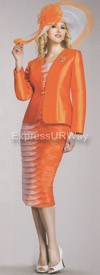 Moshita 6056 Womens Church Suits