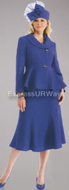 Moshita 6153 Womens Church Suits