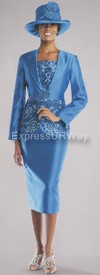 Moshita 6232 Womens Church Suits