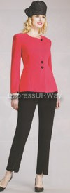 Moshita 6255 Womens Church Suits