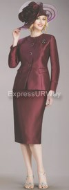 Moshita 6342 Womens Church Suits