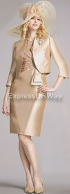 Moshita 6358 Womens Church Suits