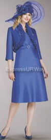 Moshita 6363 Womens Church Suits