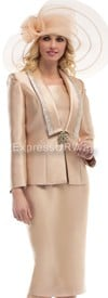 Moshita 6421 Womens Church Suits