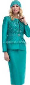 Moshita 6429 Womens Church Suits