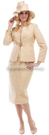 Moshita 6464 Womens Church Suits