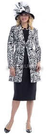 Moshita 6478 Womens Church Suits