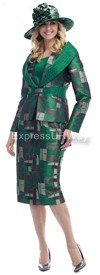 Moshita 6481 Womens Church Suits