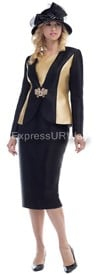 Moshita 6484 Womens Church Suits