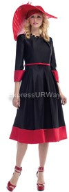 Moshita 6497 Womens Church Suits