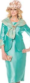 Moshita 6706 Womens Church Suits