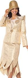 Moshita 6723 Womens Church Suits