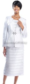 Moshita 3974 Womens Church Suits