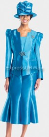 Moshita 6111 Womens Church Suits