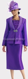 Moshita 6119 Womens Church Suits