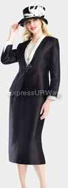 Moshita 6147 Womens Church Suits
