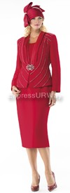 Moshita 6357 Womens Church Suits