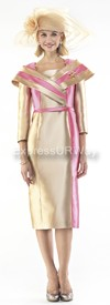 Moshita 6371 Womens Church Suits