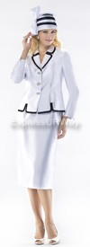 Moshita 6390 Womens Church Suits