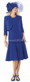 Moshita 6406 Womens Church Suits