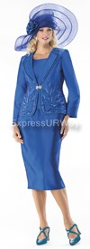 Moshita 6433 Womens Church Suits