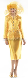 Moshita 6435 Womens Church Suits