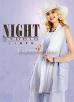 Night Studio Linens