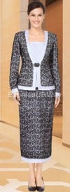 Womens Suits Nina Massini 8315