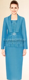 Womens Suits Nina Massini 1317