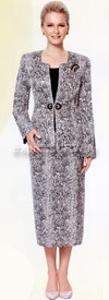 Womens Suits Nina Massini 8367