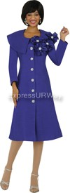 Nubiano Dresses DN5831 - Purple